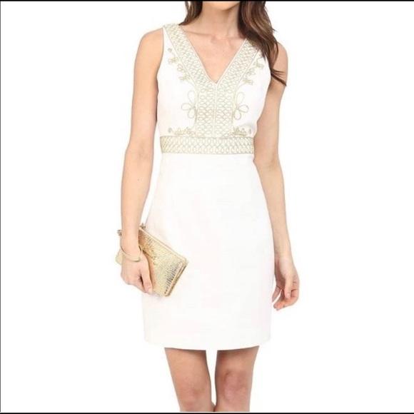 Lilly Pulitzer women's Aveline shift dress size 4